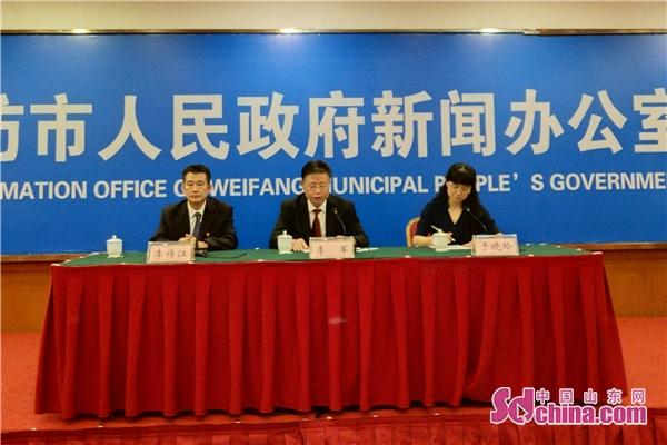 上半年潍坊市经济总体平稳 生产总值达3186.8亿元