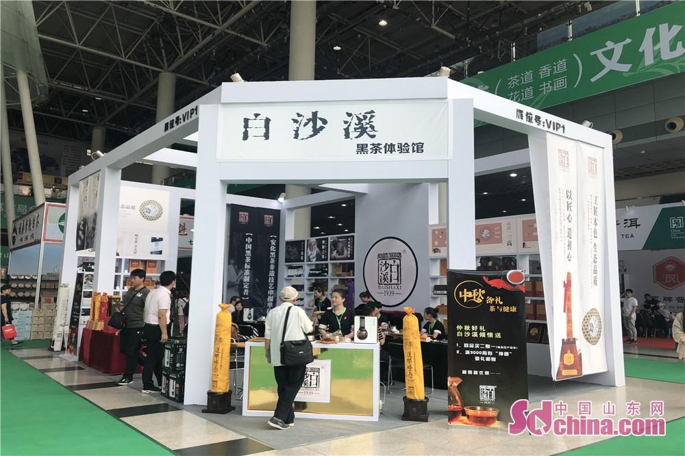 舜耕国際会展センターで、20場ほどの茶道、香道、華道など活動が行われた。<br/>