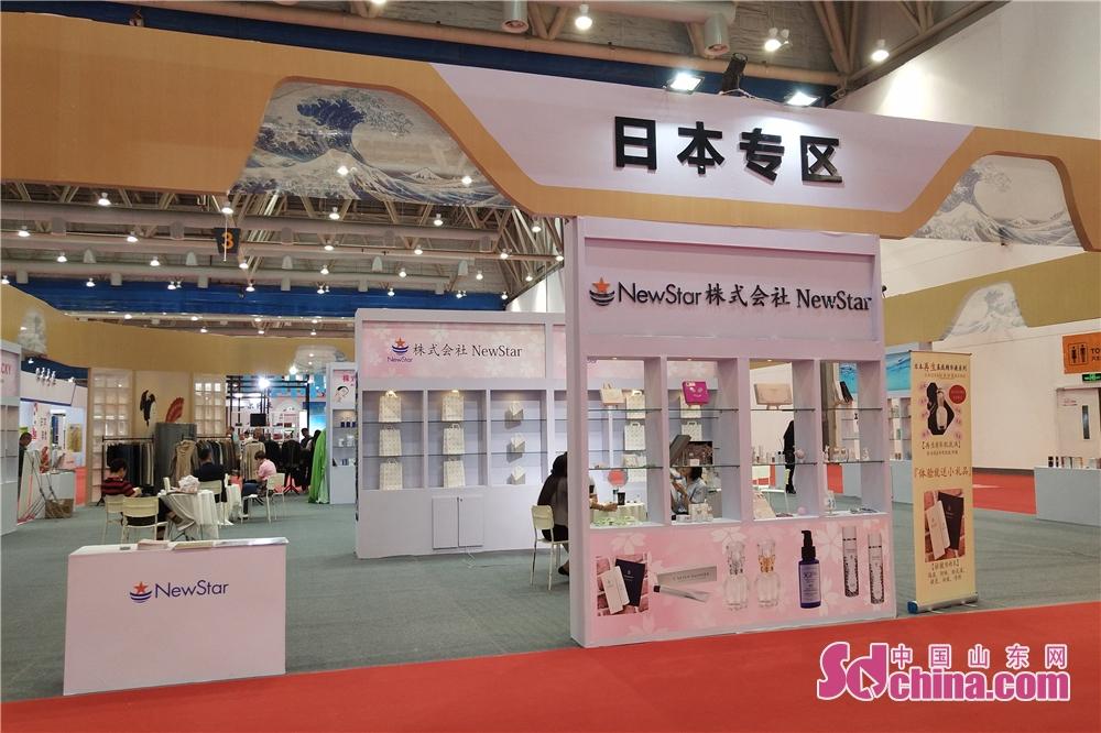 <br/>  设置日本专区和精品化妆品专区。<br/>