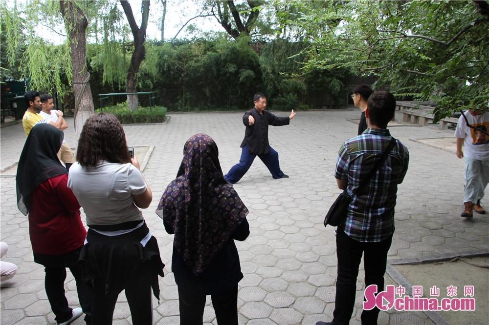 太極拳にはいくつかの流派がある。伝統のある陳式、世界中に愛好者がいる楊式、はたまた新たに作られた簡化式などなど。<br/>