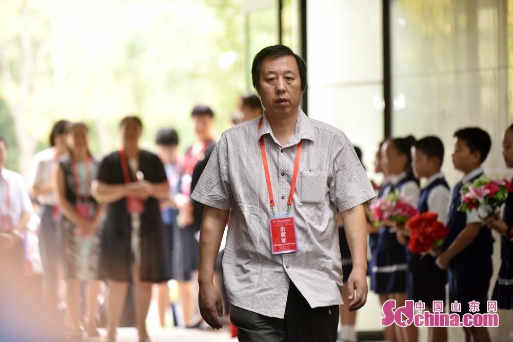 <br/>  山东理工大学齐文化研究院教授邱文山。