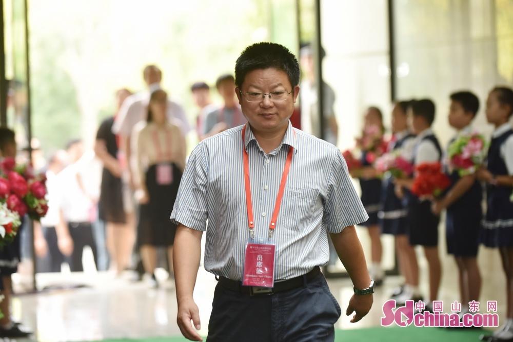 <br/>  山东大学儒学高等研究院教授沈顺福。
