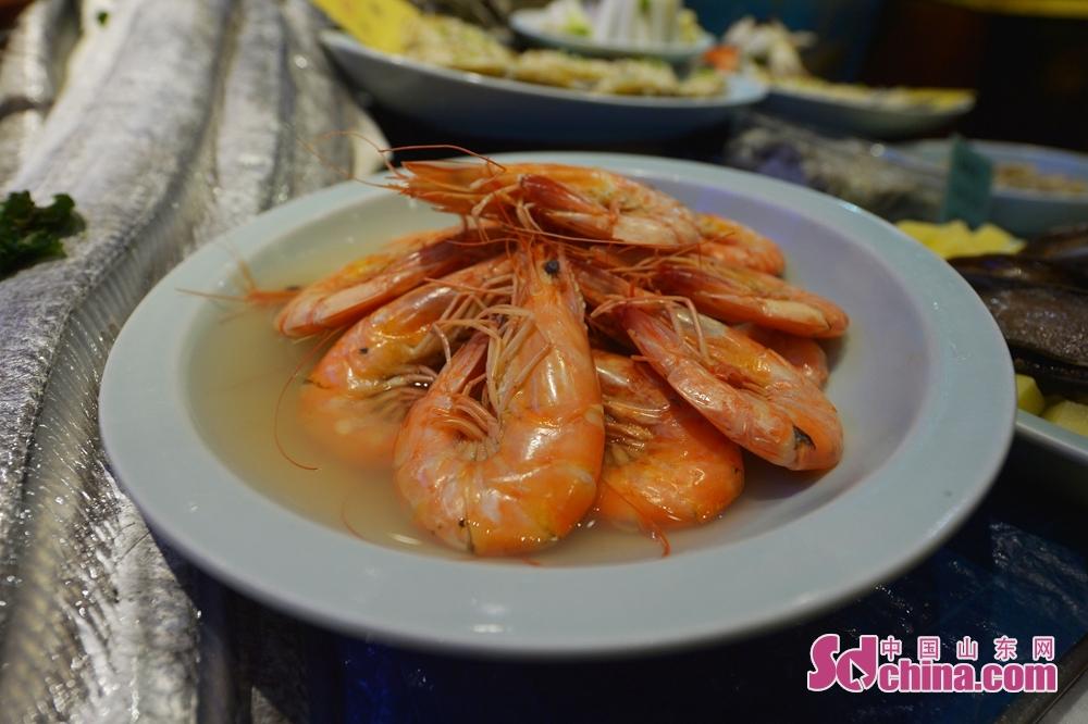 <br/>  青岛大虾真正的名字是中国对虾,有多种制作方法供食客选择。<br/>