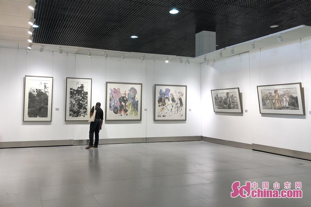 <br/>  展会结束后,书画家们将常年在艺术区创作、展示、交易。