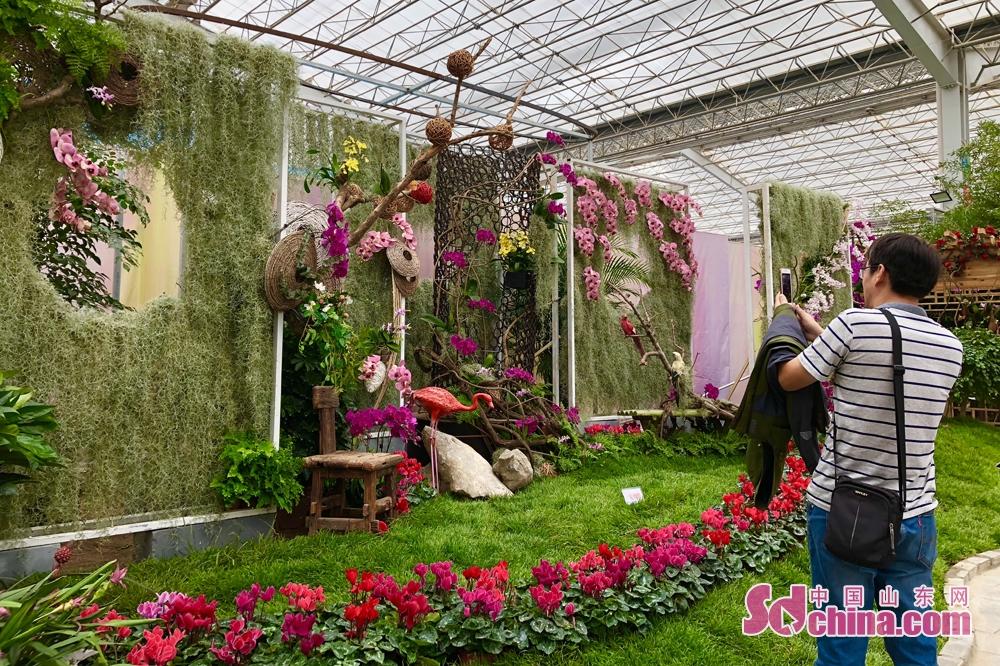 <br/>  本届花博会主题为&amp;ldquo;花彩青州&amp;middot;让花卉融入生活&amp;rdquo;,将以助力乡村振兴和促进农村一二三产业融合发展为办会宗旨。<br/>