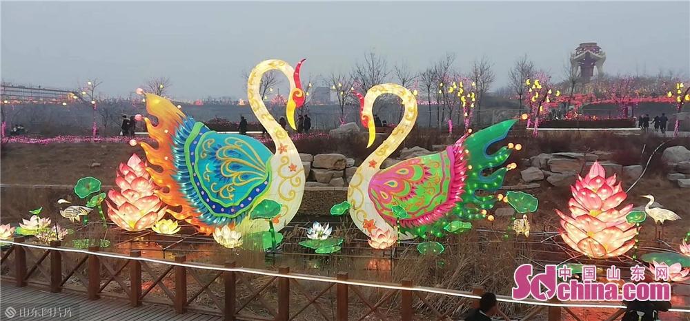 이번 대회는 총 투자액 천 여 만 있으며 다양한 꽃등 60조 있다. 유명한 예술 총감독 및 미술 디자인 팀을 요청해서 비유 상속자과 함께 꽃등을 제작했다.<br/>