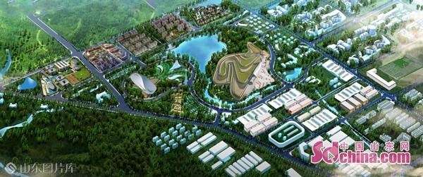 定陶城区最新规划图