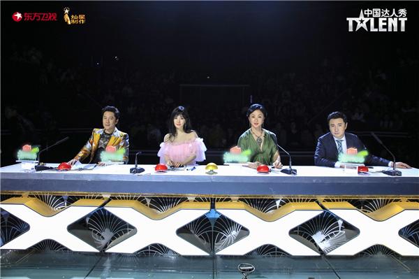 第六季《中國達人秀》溫暖收官!