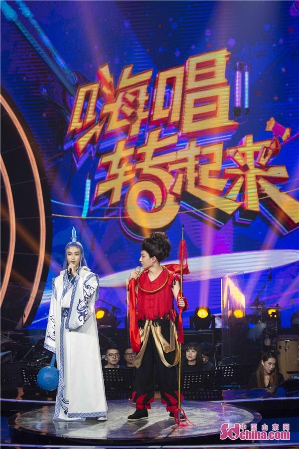 CTO男团二度亮相《嗨唱转起来》,被罗志祥遗忘的嗨唱歌手是谁?