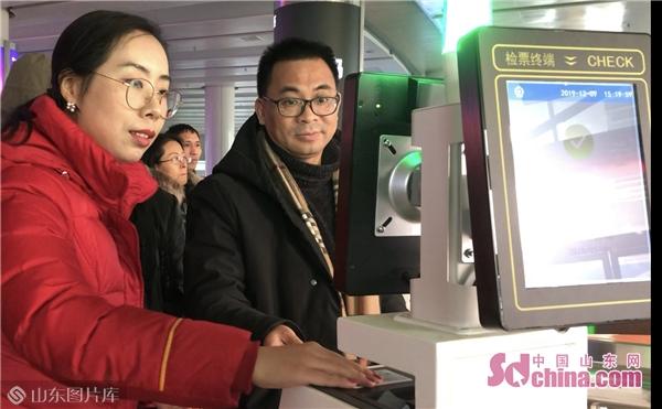 12月10日起 潍坊火车站正式启用电子客票