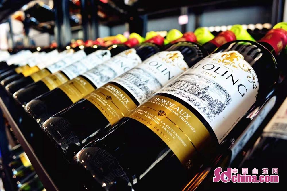 全国初の「酒・世界」プロジェクトは良質な酒資源を引き続き集中、世界一流の輸入酒センターを建設、大衆をアウトバウンドしなくては良質なワインを購入できる。