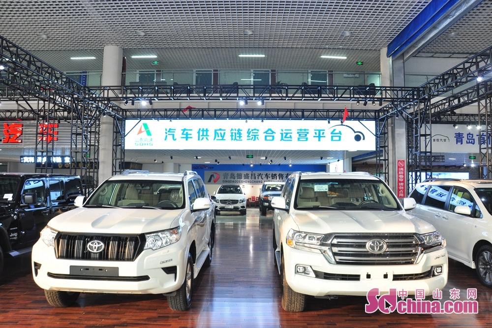 2019年末までに、自由貿易センター会社プラットフォームは計800社余りの輸入自動車、輸入商品企業をサービスした。