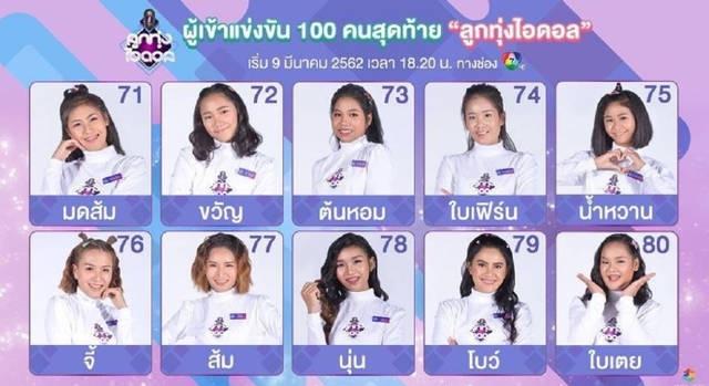 <br/>  近日,泰国版《创造101》主题曲曝光后,100位女练习生也随之曝光。却被广大网友吐槽:这是广场舞大妈集合吧。