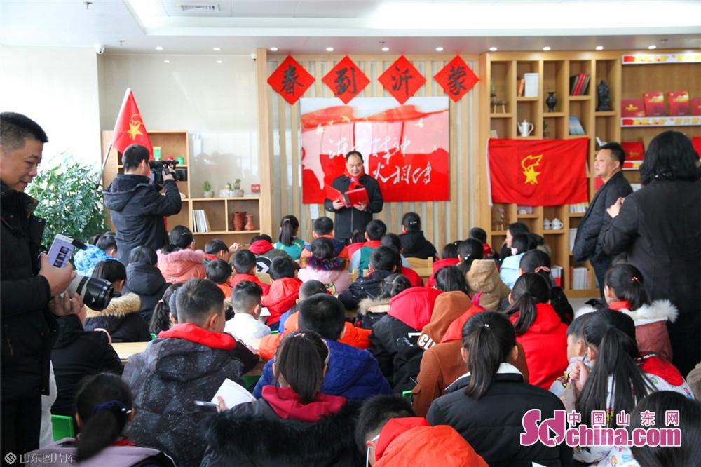 首发当天,少年邮局的孩子们精心组织了发行仪式,从活动主持及活动全流程均由孩子们自行掌控。<br/>