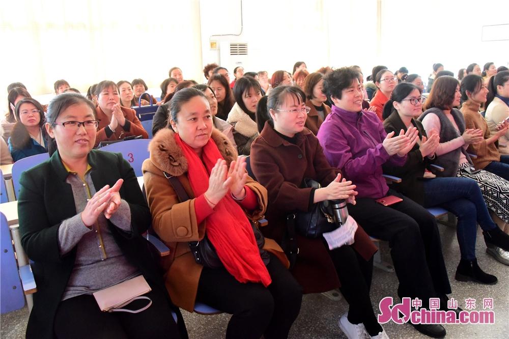 2019年3月6日,茌平县妇联举办纪念&ldquo;三八&rdquo;国际妇女节,巾帼讲创业故事会现场。<br/>