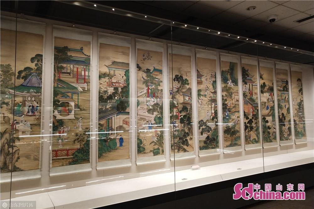 <br/>  同时,《绮罗粉黛&amp;mdash;&amp;mdash;中国古代、近代女子妆裳掠影》同步展出。<br/>