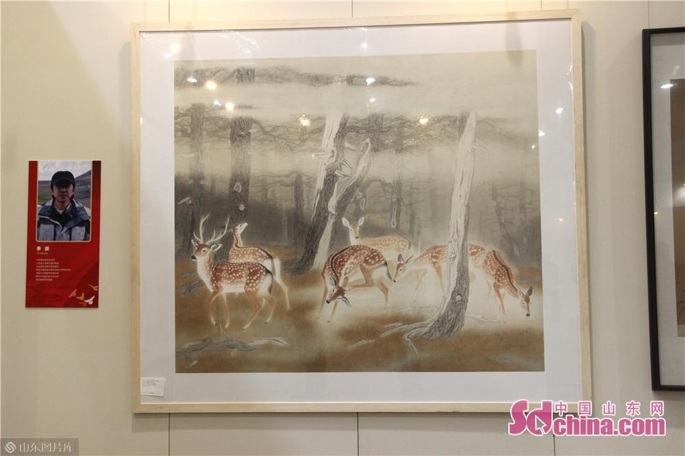 <br/>  据了解,为提升第九届中国画节的作品展出质量,邀请到了多家国字号专业学术机构助阵,参展画家3000余人,名家大师200余人。<br/>