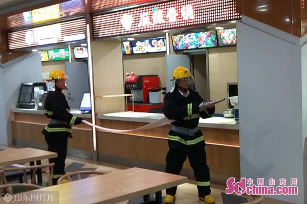 潍坊举办燃气泄漏应急演练 安全警钟长鸣