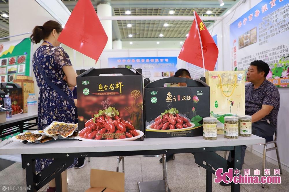 本次展销会在济南将持续到6月13日,让泉城市民过一把购物瘾。<br/>