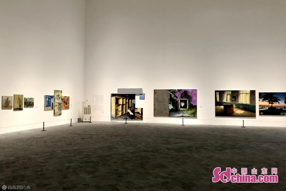 <br/>  &ldquo;青衿计划2019&mdash;&mdash;历年优秀作品选展暨济宁市美术馆青年艺术家提名展&rdquo;在济宁市美术馆举开幕。<br/>