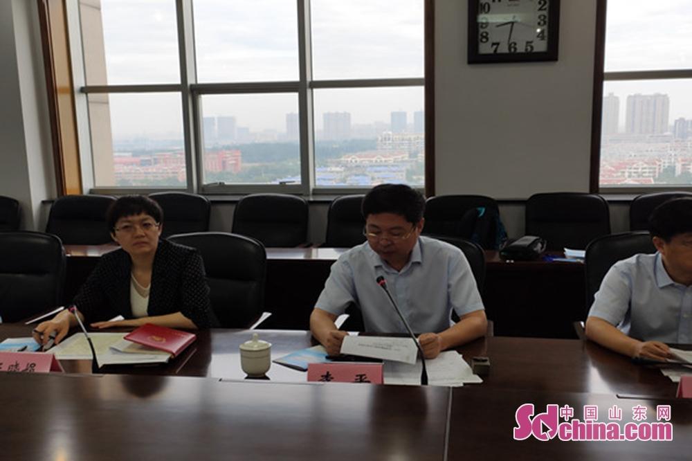 <br/>  滨州市委常委、宣传部长王晓娟出席启动仪式并致辞。<br/>