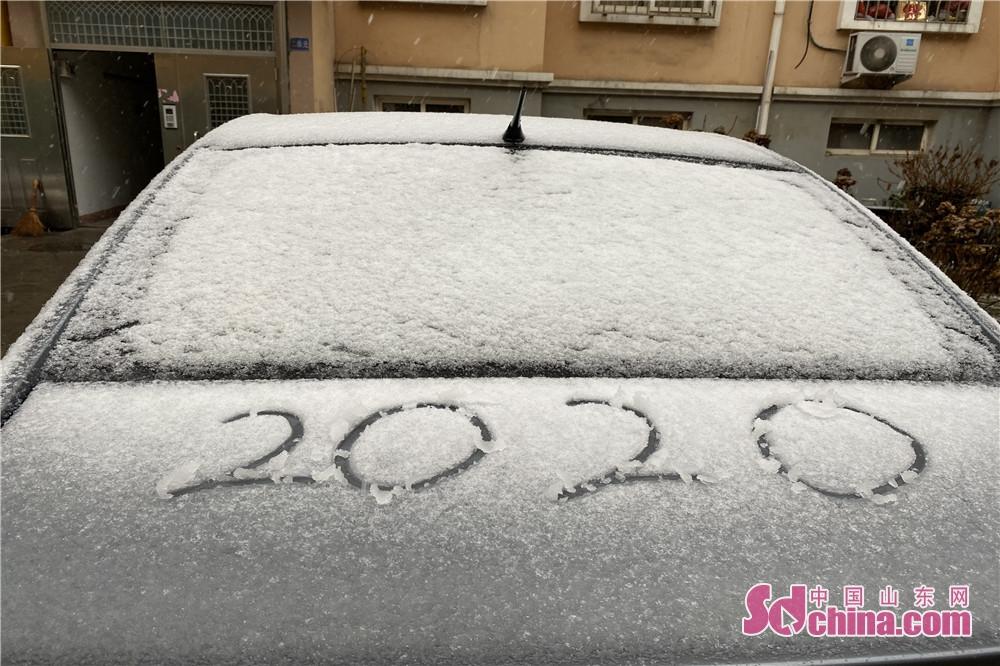 <br/> 盼望着,盼望着,青岛迎来了2020年首场降雪!<br/>