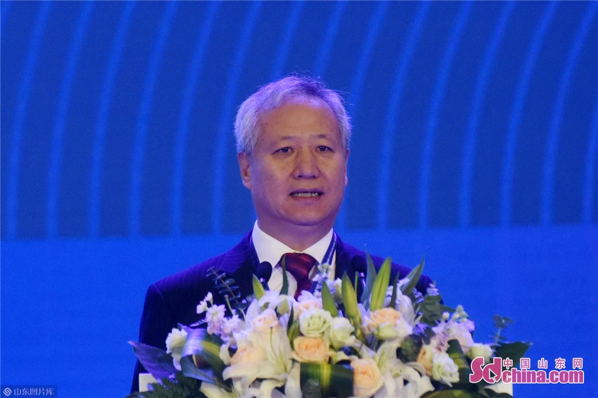 <br/><br/>  第十九届中国(淄博)新材料技术论坛开幕式,山东省科技厅副厅长张祝秀致辞。<br/>