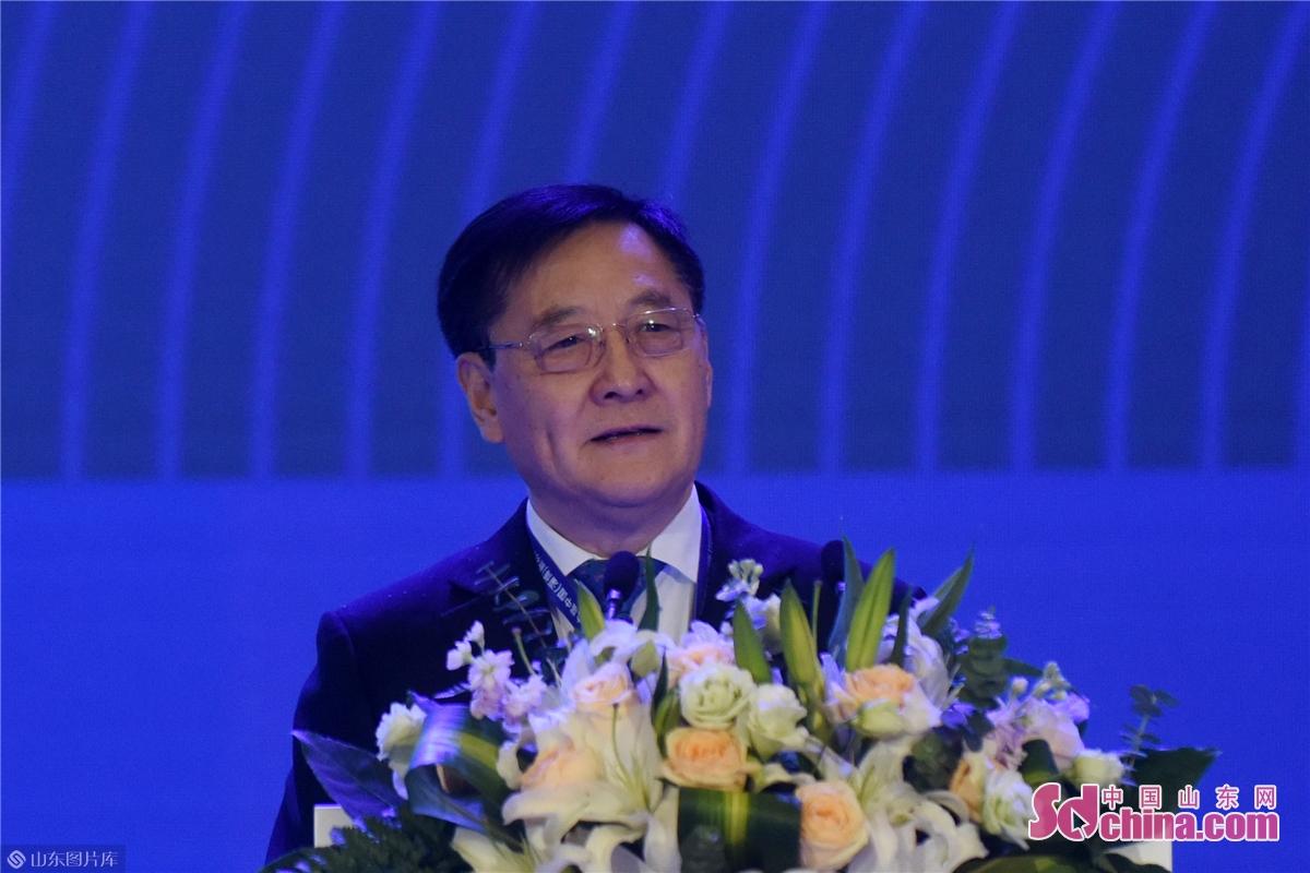 <br/><br/>  第十九届中国(淄博)新材料技术论坛开幕式,科技部原党组成员、秘书长张景安致辞。<br/>