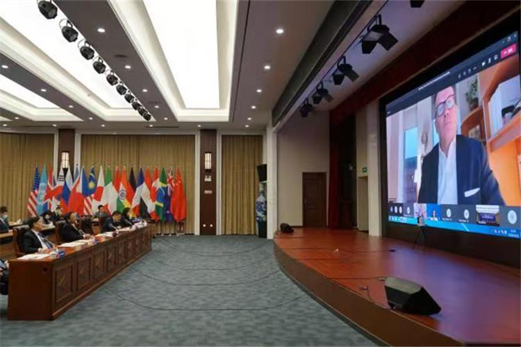 中國山東省—加拿大新斯科舍省教育合作線上圓桌會議成功舉辦