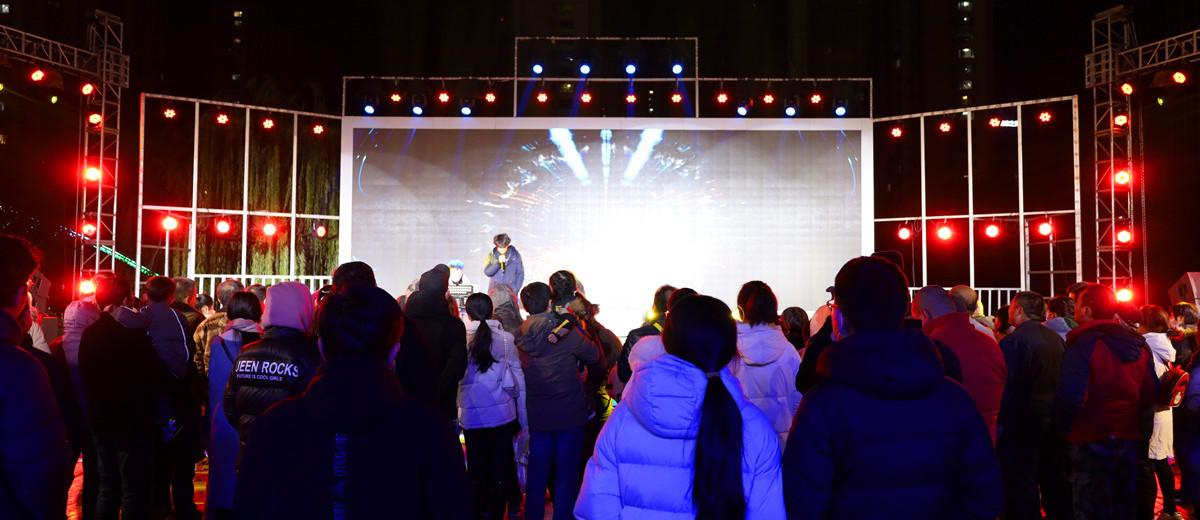 璀璨星空——济南市街头艺人展演活动在印象济南启动