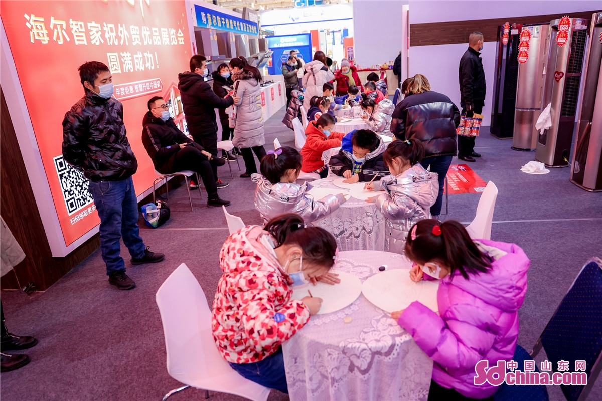 The 2020 Quality Export Products Exhibition came to a successful end on Dec. 20 in Jinan, China&rsquo;s Shandong province. With a total exhibition area of 15,000 square meters, the exhibition aims to help foreign trade enterprises expand their market in China and promote the upgrading of domestic consumption.<br/>