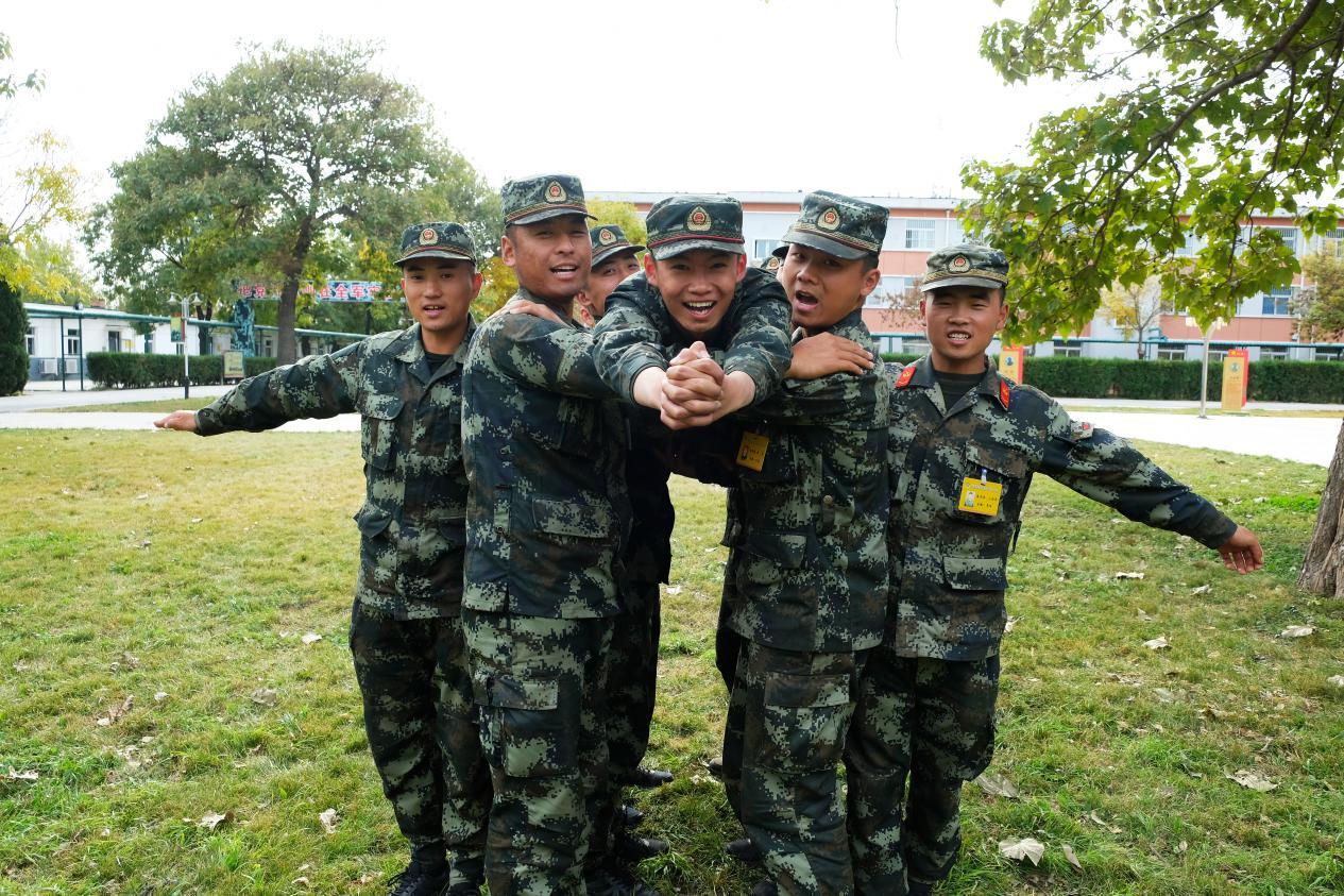"""军营心灵""""SPA"""",从心凝聚战斗力"""
