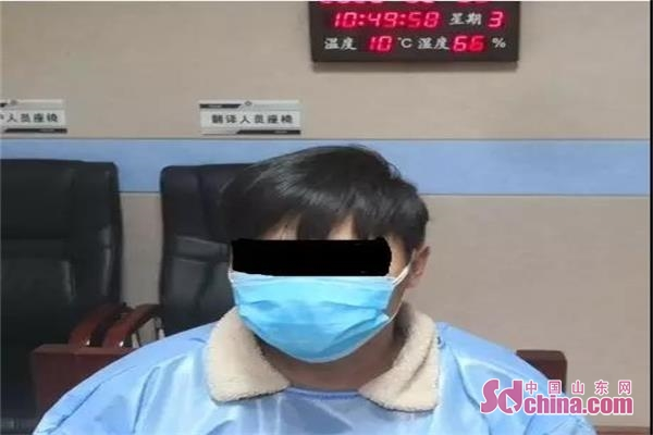 可恶!两名男子以卖口罩、消毒液为由实施诈骗