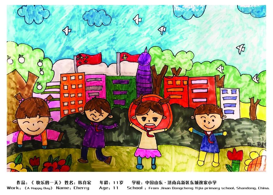 让爱传递,为爱筑梦!在众志成城,抗击疫情之时,英国新建的南丁格尔方舱医院向中国小朋友们征集绘画作品的活动中,东城逸家学子积极参与,所创作的绘画作品中19幅精彩的作品入选。<br/>  孩子们用画笔&ldquo;抗击疫情&rdquo;,用真情为英国加油!一缕缕线条描绘了孩子内心的真情,一丝丝色彩表达了孩子内心的激动!<br/>