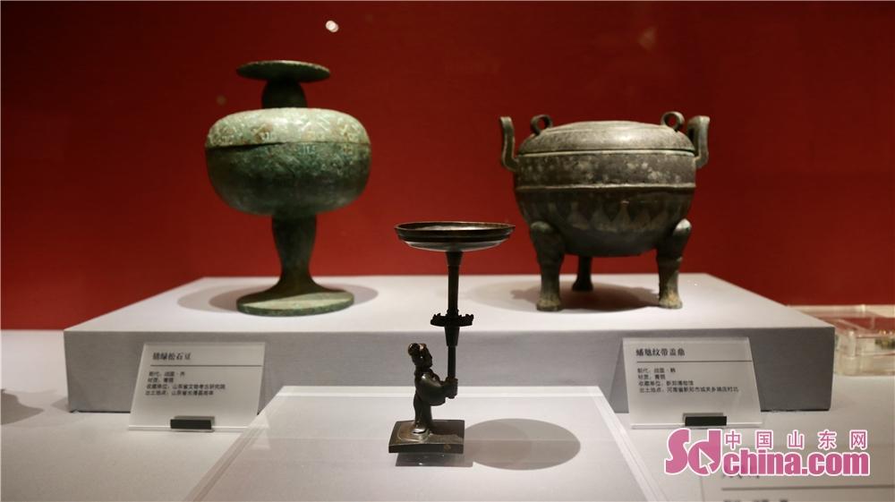 今回の「六合同風——秦文化大展」の協力はきっと秦文化と斉魯文化を発揚することになる。