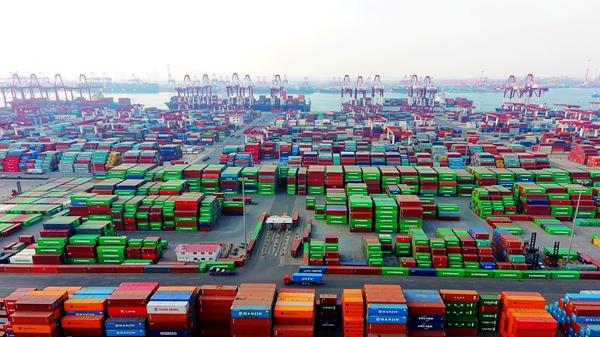 青島自貿片區原油期貨保稅交割業務實現新突破