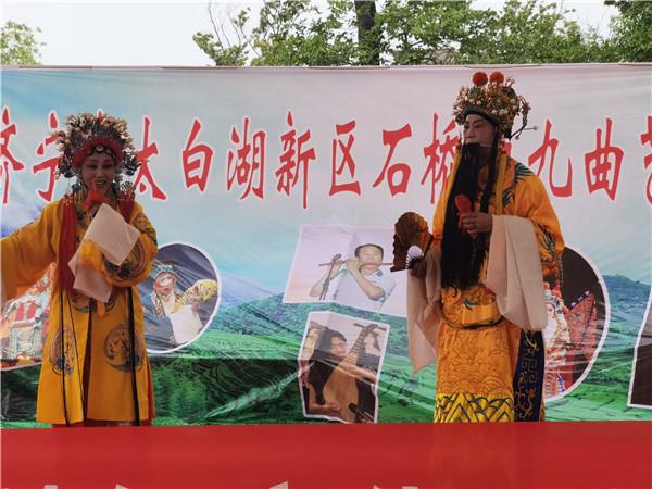 济宁太白湖新区端午文旅市场文化研学活动受青睐
