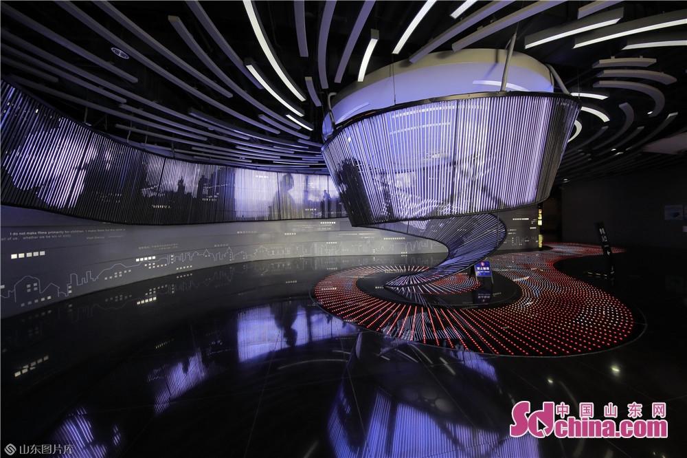 <br/>  青岛电影博物馆于2017年5月20日正式开馆。