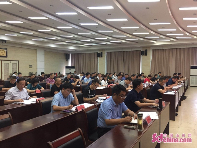 潍坊奎文区召开食品安全城市复审迎查工作推进会议