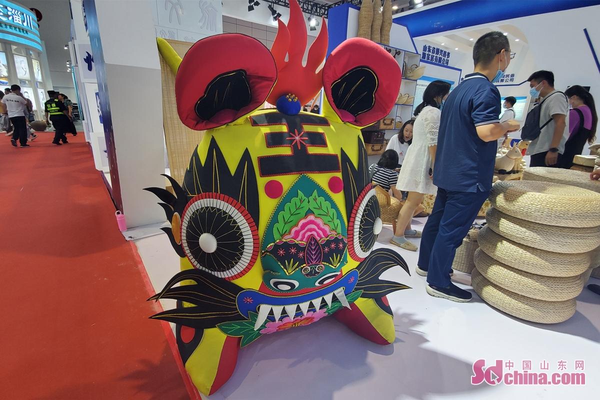 소개에 따르면, 제1회 중국문화관광박람회는 5일동안 지속할 것이다.<br/>