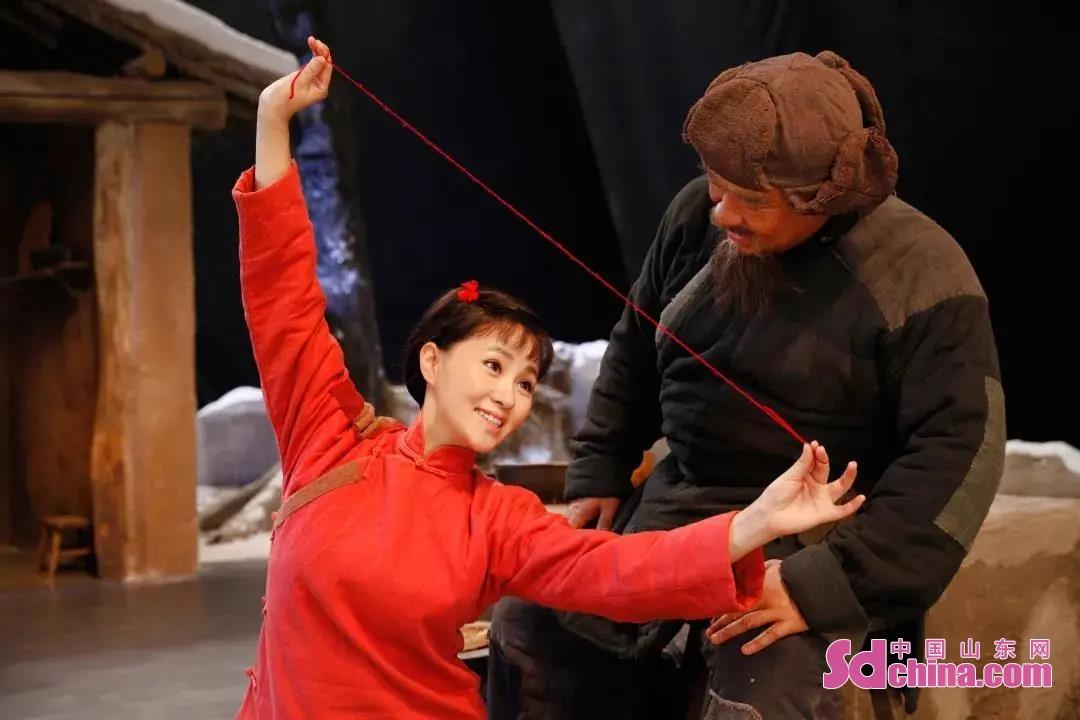 金牛3注册地址第四届中国歌剧节在济南开幕