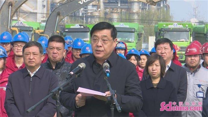 摩登5开户菏泽东明县24个重点项目开工建设 计划总投资168亿元 ... 社会