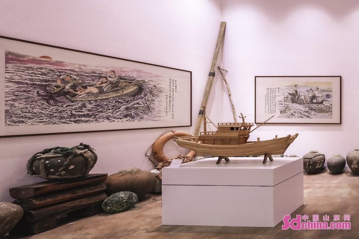 <br/>  海洋渔业记忆博物馆。<br/>