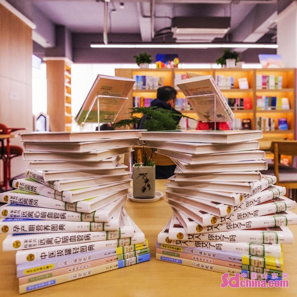 <br/>  2020年以来,日照打造了25个免费开放的城市书房。<br/>