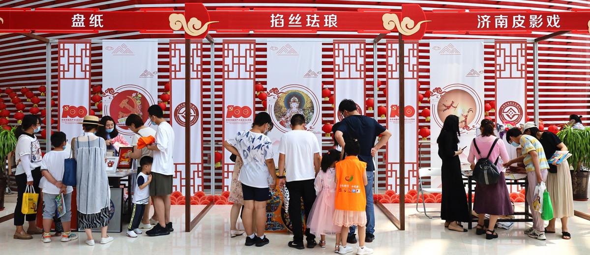济南:庆端午佳节,探非遗魅力