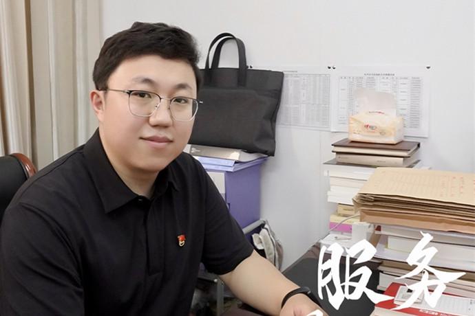"""""""犇""""跑2021——于翔:永葆初心 为民服务"""