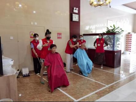 """潍坊福彩""""福彩之家""""志愿服务中心寿光站揭牌"""