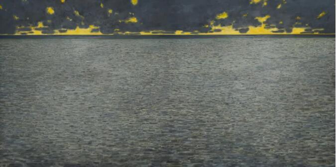 """一品传承招商主管958337美博推出重量级大展""""诗意景观——王力克油画展""""9月28日精彩亮相"""