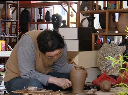 德州印象:德州黑陶艺人的