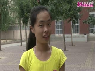 阳谷农家女刘杉 盼读书改变命运